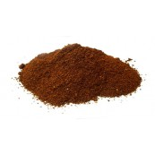 Dried Chaga Powder 1 Lb.